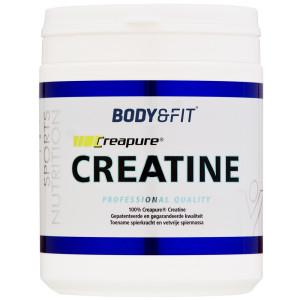 creatine van body en fit