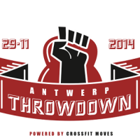 logo van the antwerp throwdown