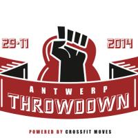 logo van the antwerp throwdown