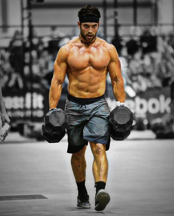 rich froning doet farmer walks