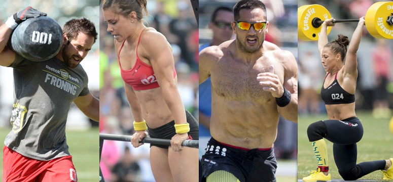 team usa van de crossfit invitational