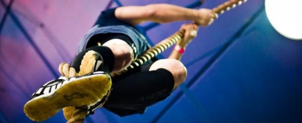 touwklimmen en grip kracht