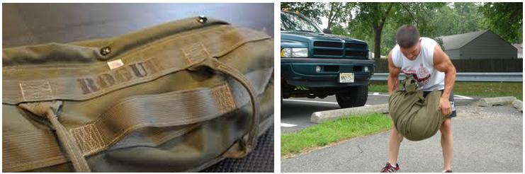 verschil tussen de twee soorten sandbags