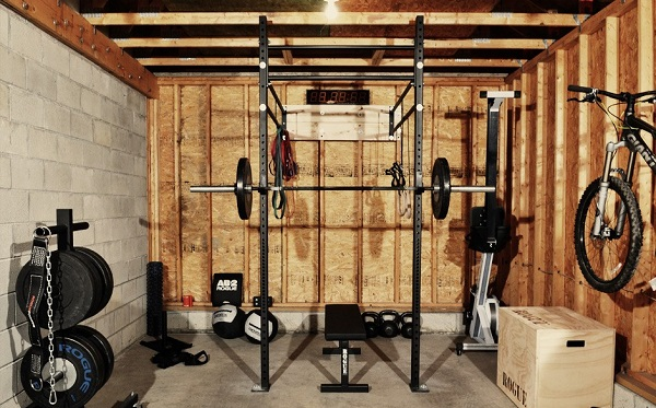 Je eigen home gym box strongfit community