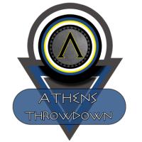 logo van the athens throwdown