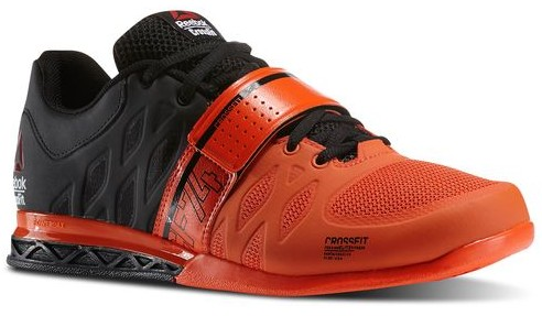 reebok crossfit lifter 2.0 in het oranje