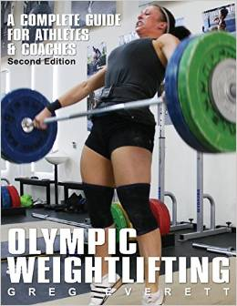 olympic weightlifting boek
