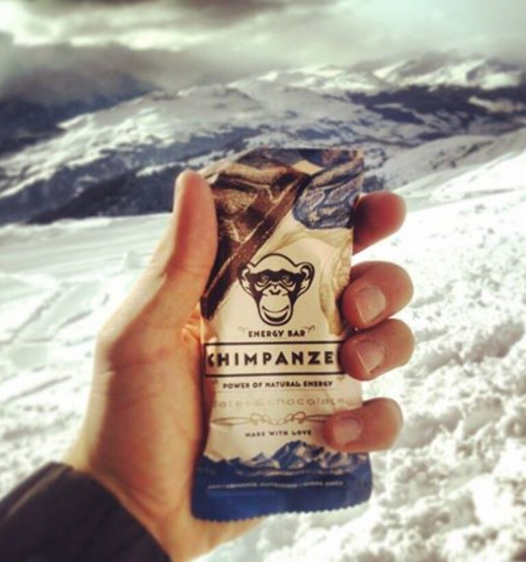 de chimpanzee energy bar