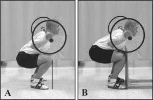 goede squat tegenover een slechte squat