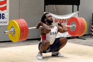 kendrick farris front squat