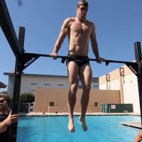 crossfit zwemmen