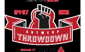 the antwerp throwdown 2015
