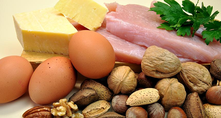 koolhydraatarm dieet noten